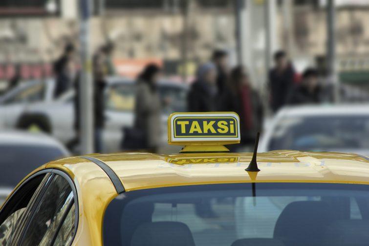 Se déplacer à Istanbul en taxi