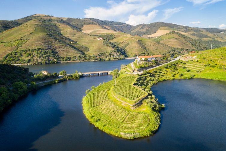 La vallée du Douro - visiter Porto
