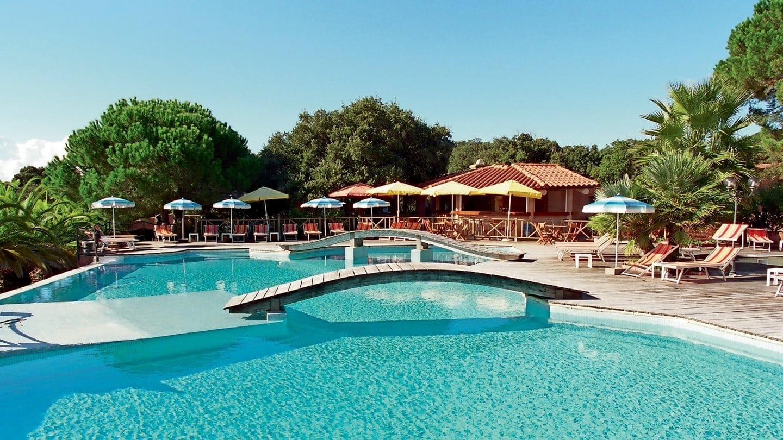 Villages vacances Corse : Hôtel U Libecciu