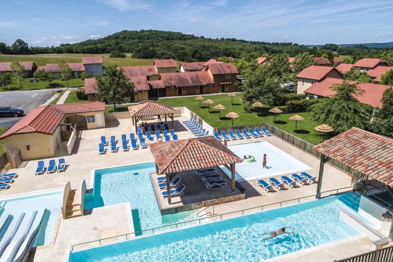 Villages vacances Dordogne : Les Portes de Dordogne
