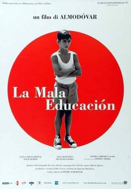 la mala educacion - films pour apprendre espagnol