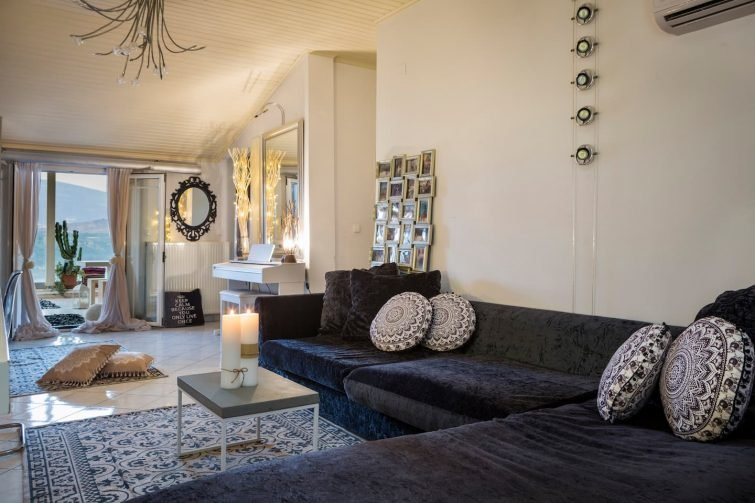 Appartement Souidias airbnb céphalonie
