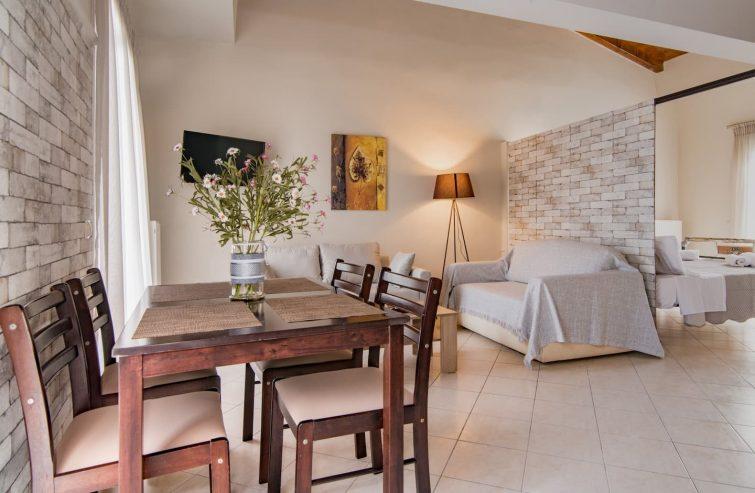 Appartement au centre-ville airbnb à Zakynthos
