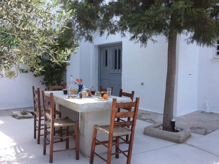 airbnb à Ios Appartement confortable avec vue sur le port