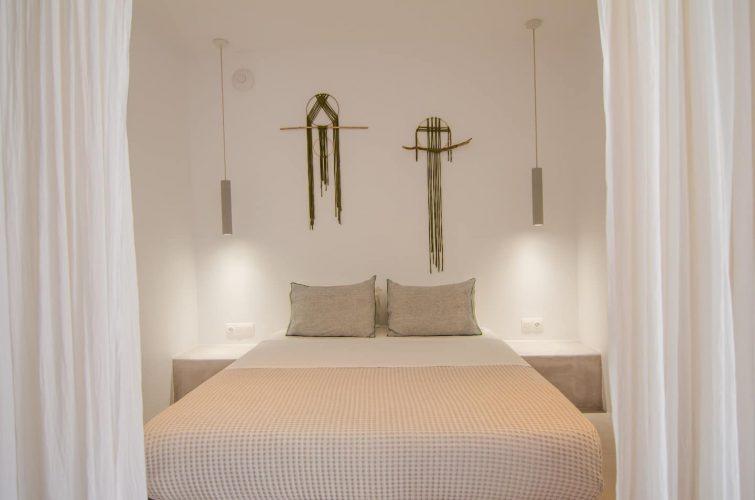 airbnb à Ios Beau studio dans une résidence de luxe