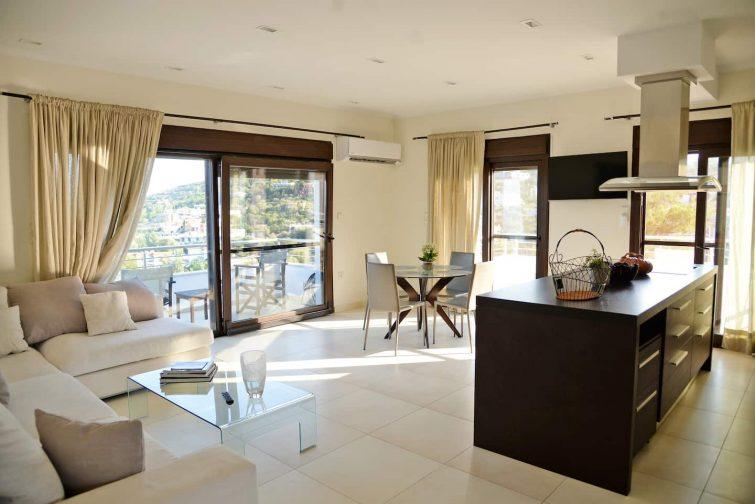 Bel appartement de luxe