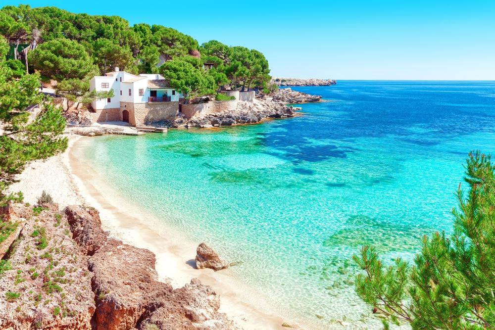 Cala Gat, presque minorquine - plages Majorque