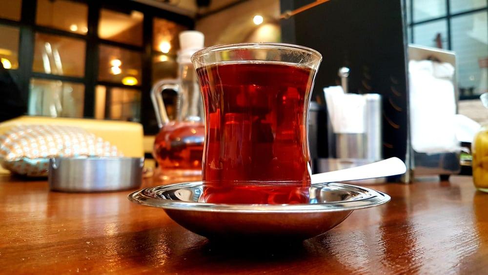 Çay - street food Istanbul
