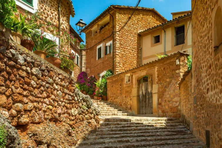 Côte nord-ouest de Majorque
