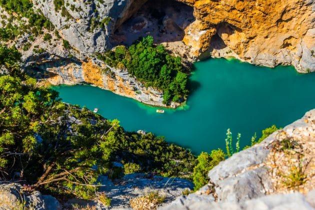 5 endroits où faire de la via ferrata et de l'escalade dans les Gorges du Verdon