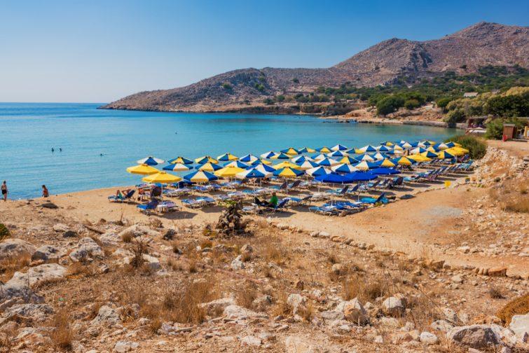 Les plages de Chalki
