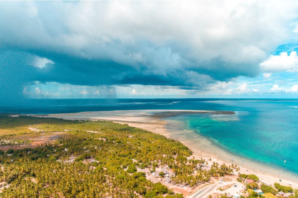 Île de Mafia - plages Tanzanie