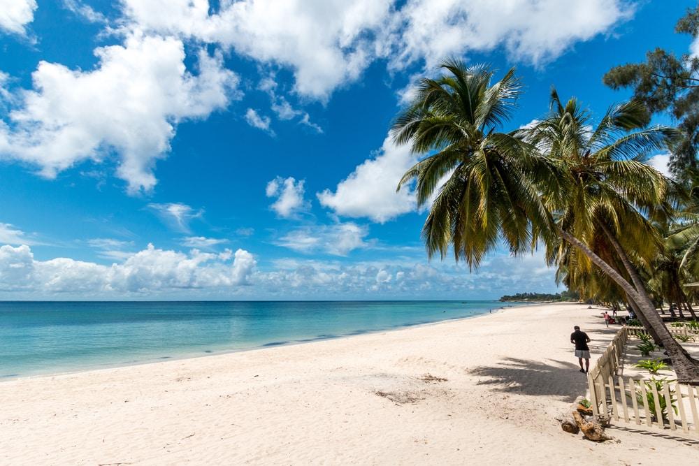 Île de Pemba, la verte