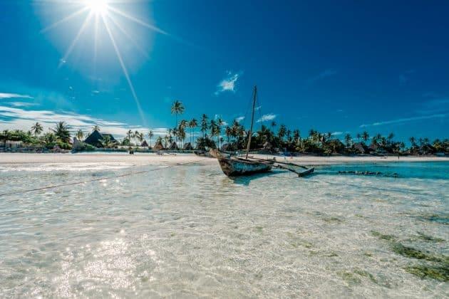 Les 9 plus belles plages de Tanzanie