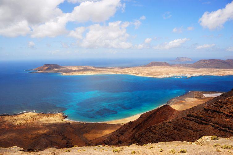 La Burrera – La Graciosa - plongée Lanzarote