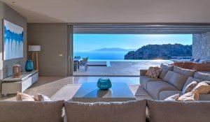 Luxe et volupté sur la mer Égée