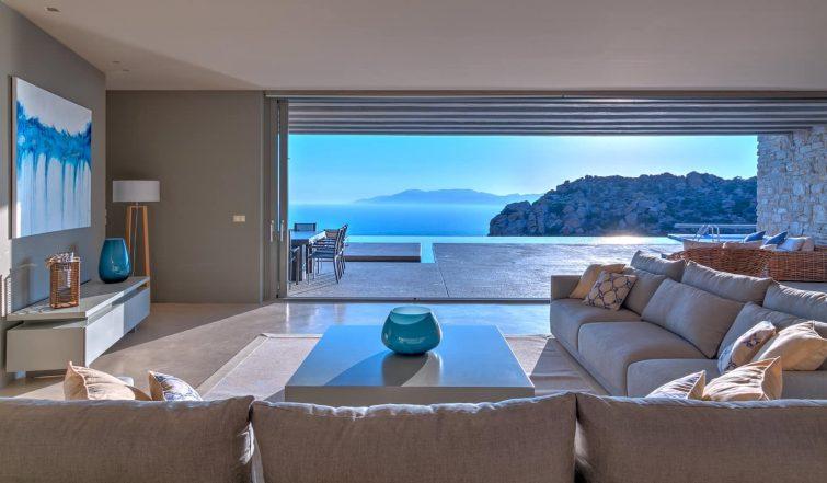 airbnb à Ios Luxe et volupté sur la mer Égée