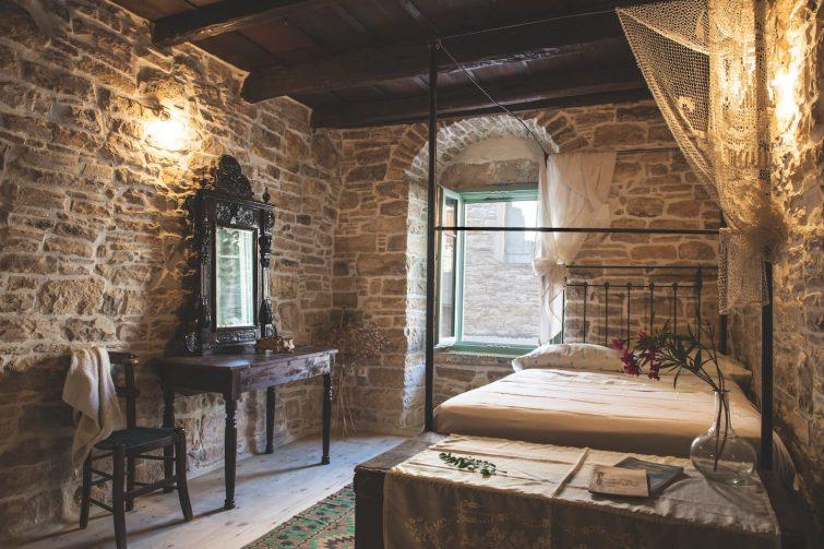 Maison traditionnelle en pierre
