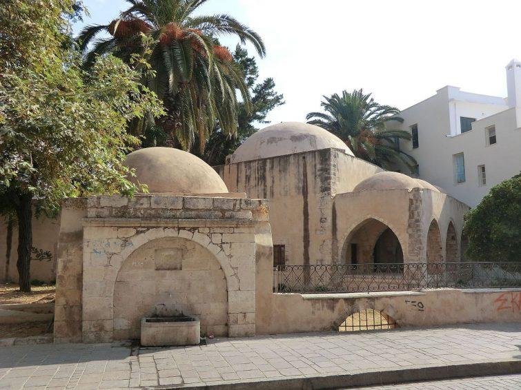 La Mosquée Kara Musa Pasha - visiter Réthymnon