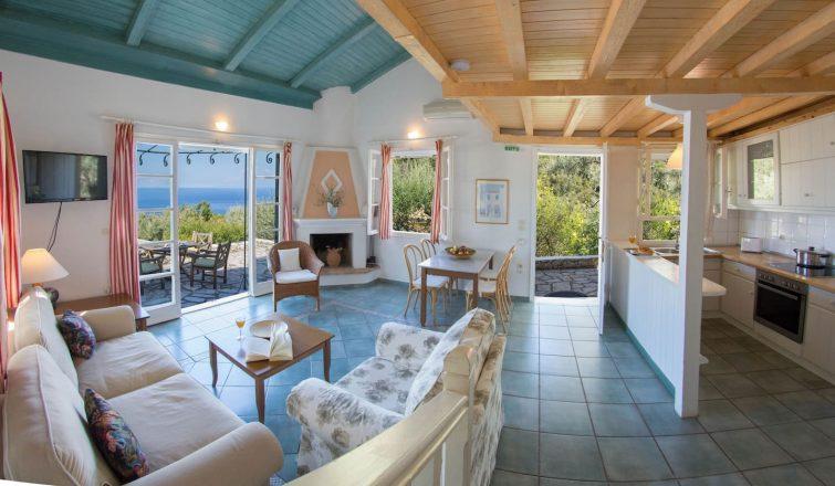Ravissante villa sur les hauteurs