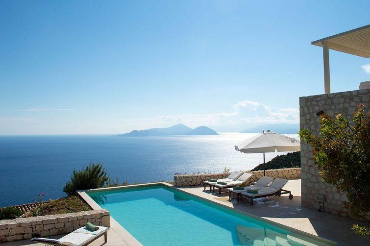 Sublime villa dans un cadre idyllique