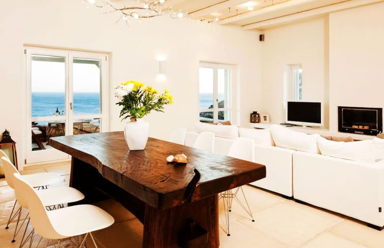 Sublime villa d'architecte avec vue