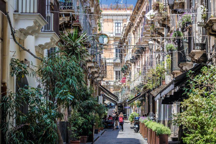 Via Santa Filomena