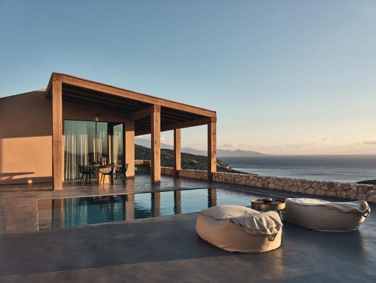 Villa avec piscine airbnb à Zakynthos