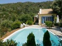 Villa de charme sur les hauteurs d'Agios Nikitas