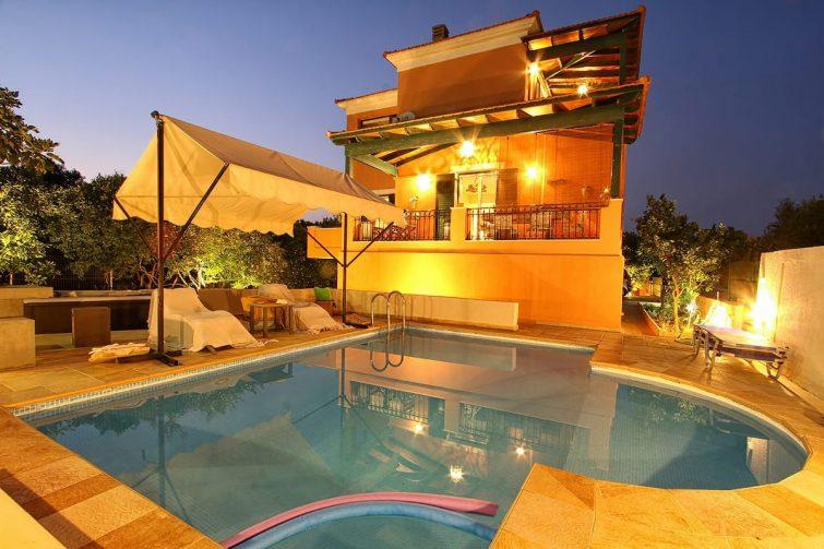 Villa de rêve à Chios