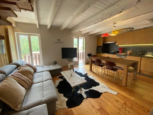 Airbnb à Auron