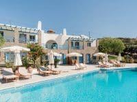 Airbnb dans les cyclades