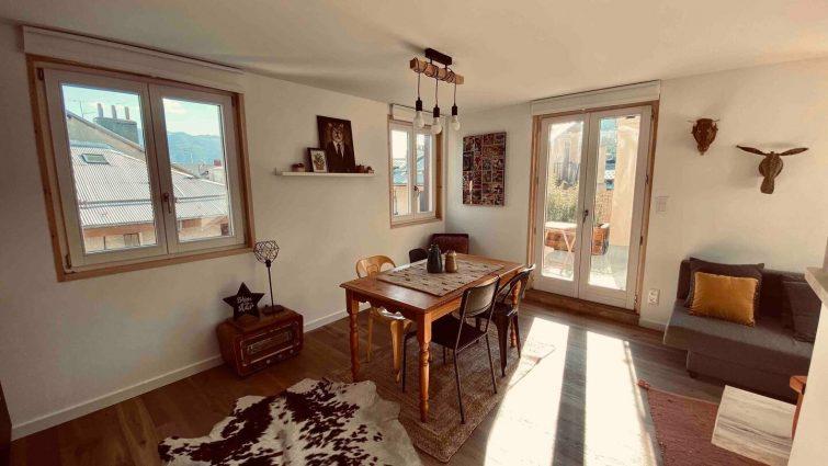 Airbnb à Embrun