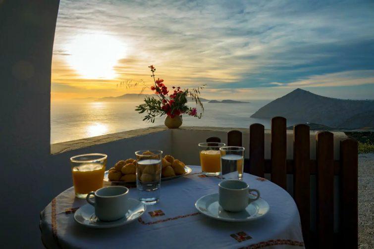 Aegean Balcony