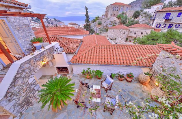 Airbnb Hydra : les meilleures locations Airbnb à Hydra