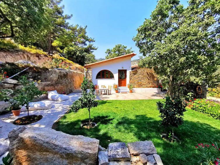 Airbnb à Ikaria