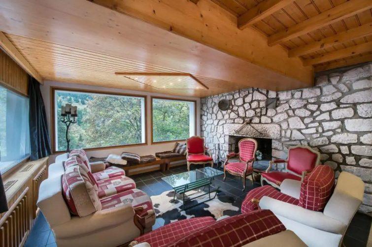 Airbnb à Méribel