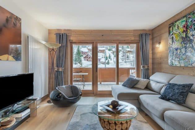Airbnb Méribel : les meilleures locations Airbnb à Méribel