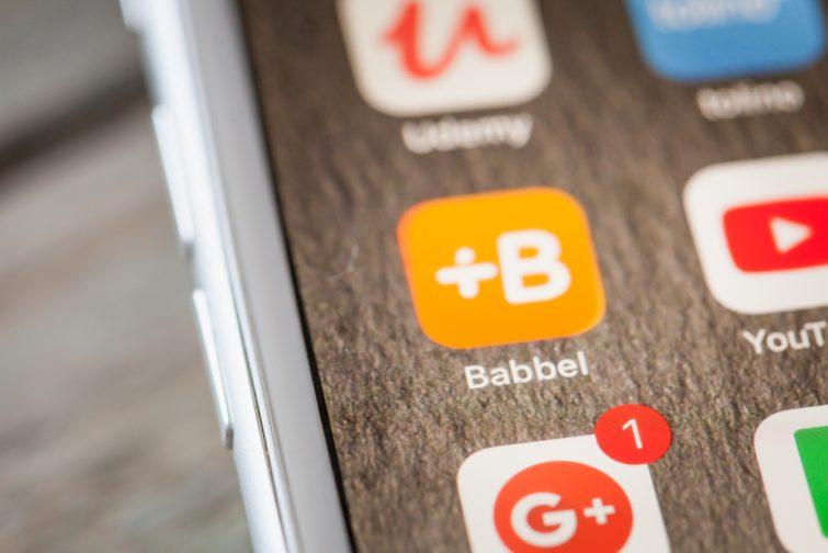 Apprendre le turc sur une application
