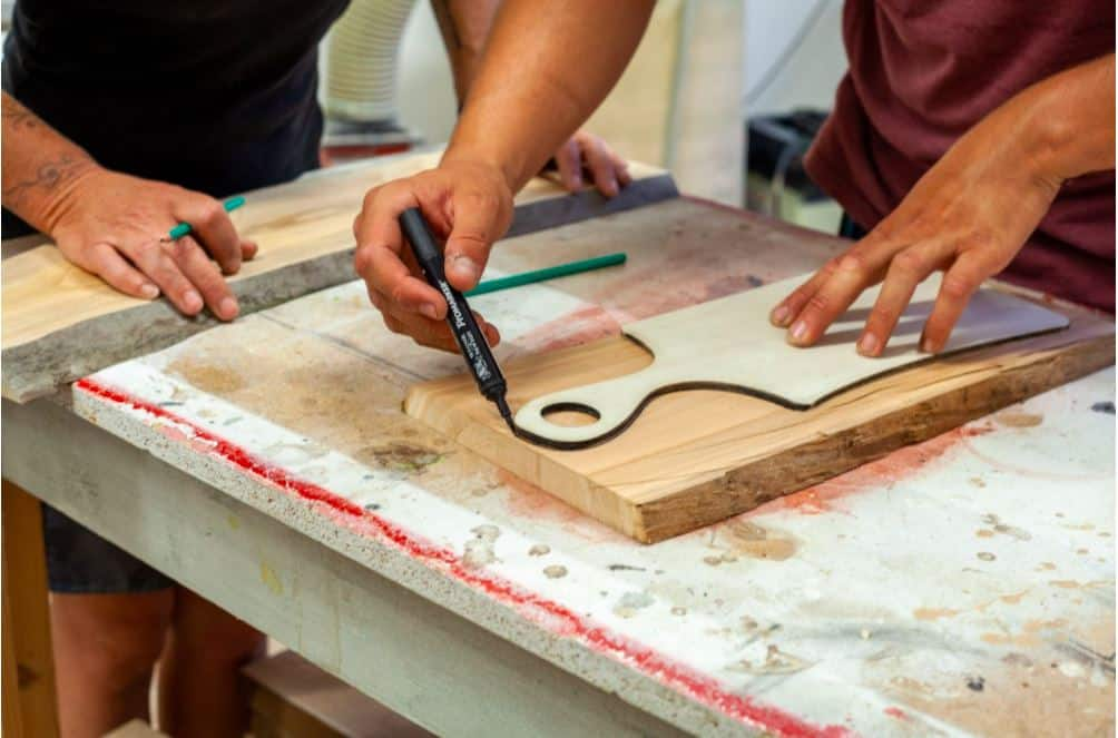Ateliers Annecy : Menuiserie
