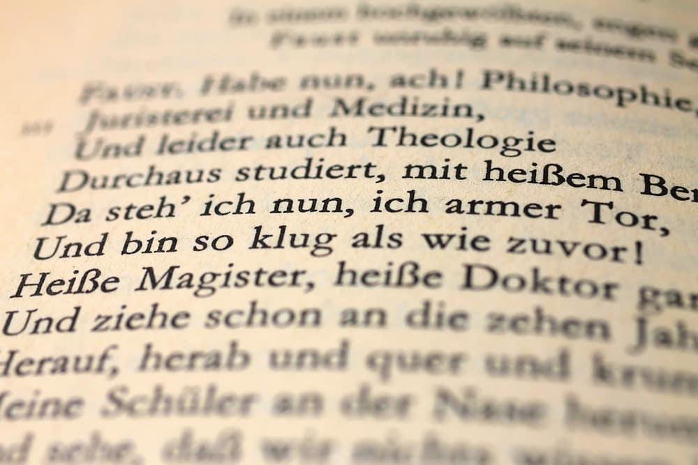 Apprendre l'allemand : Lire