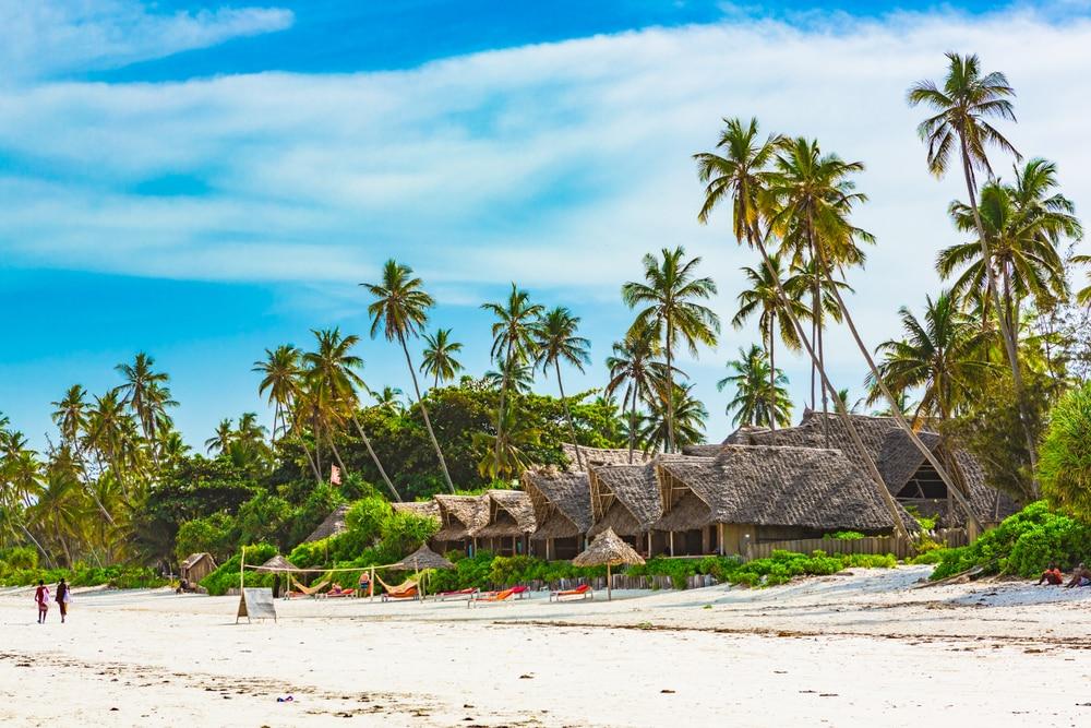 Visiter Zanzibar : Le village Matemwe
