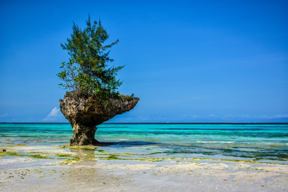 L'île de Pemba