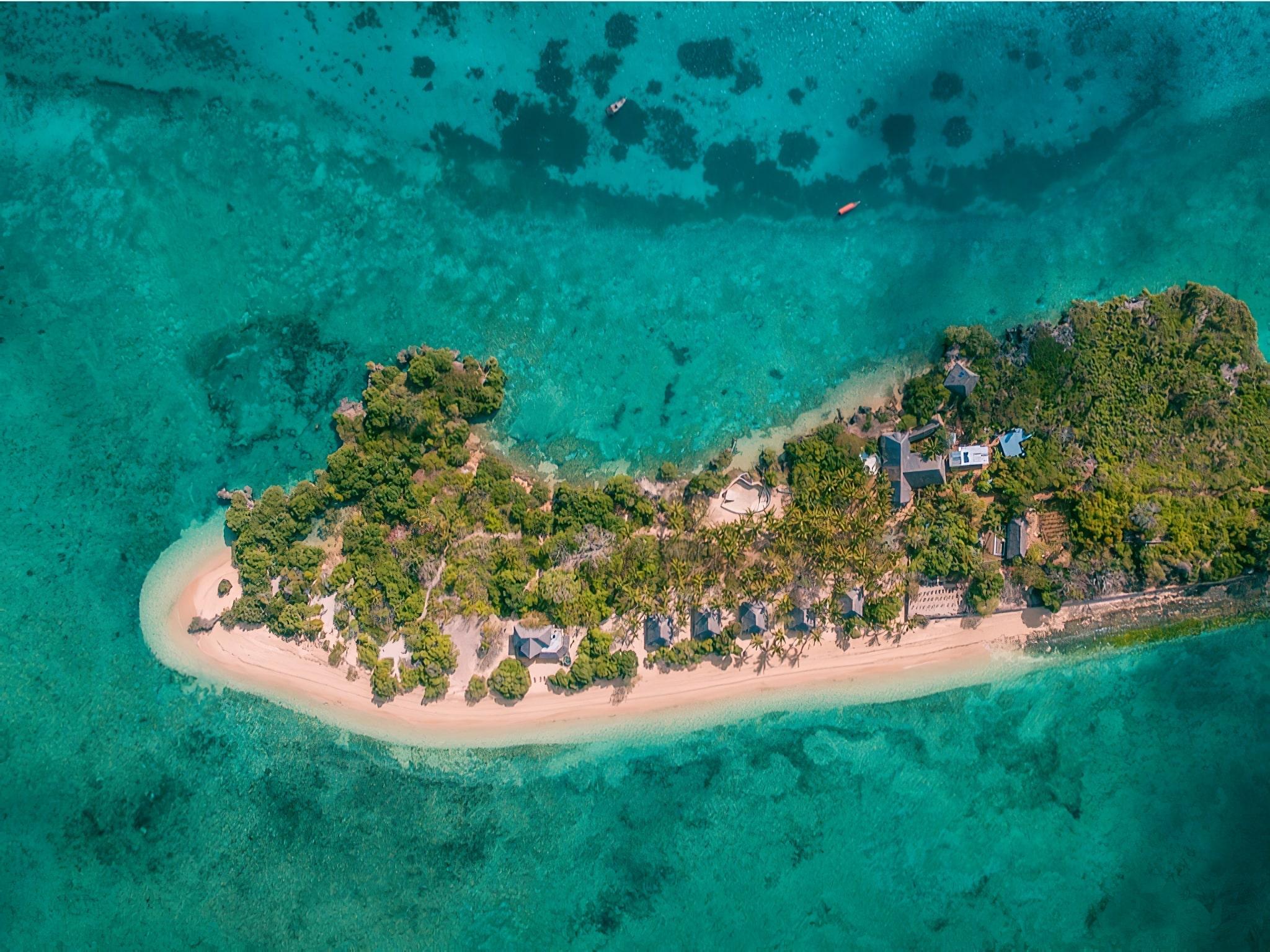 Visiter Zanzibar : L'île de Chapwani