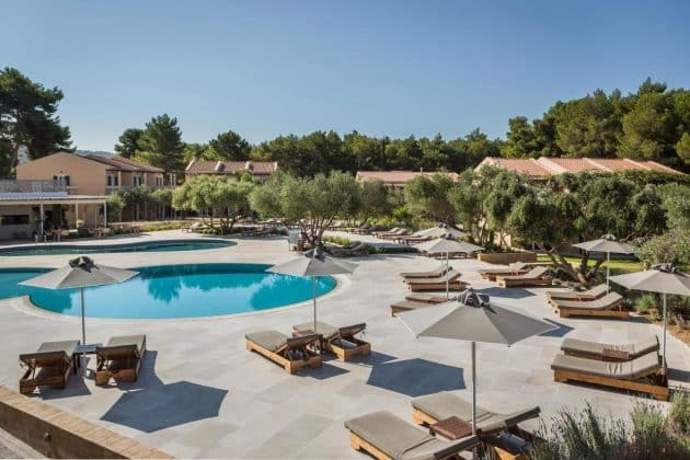 Les 7 meilleurs hôtels à Céphalonie