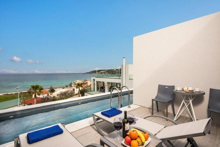 Meilleurs hôtels avec piscine Crète
