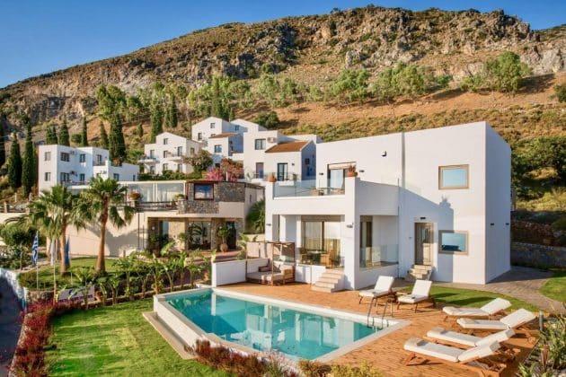 Les 13 meilleurs hôtels de Crète