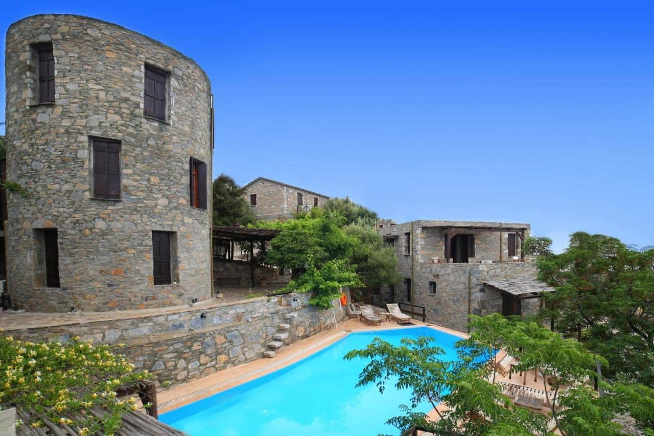 Pyrgos Traditional Village
