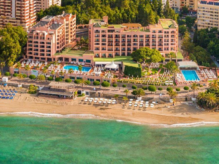 Meilleurs hôtels à Marbella