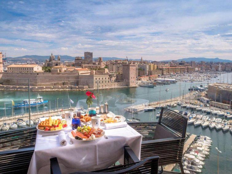 Meilleurs hôtels à Marseille